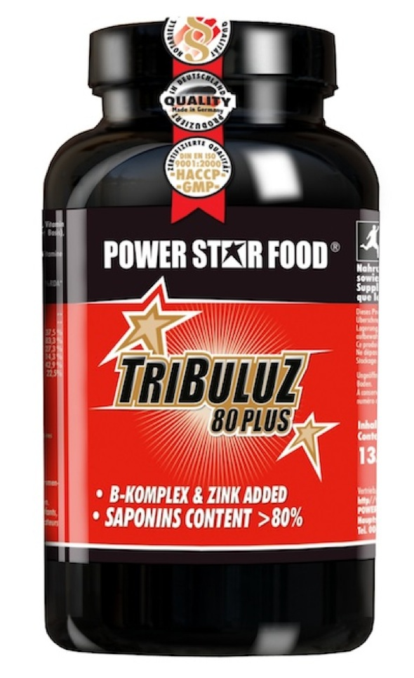 Tribuluz 80 plus von POWERSTAR FOOD