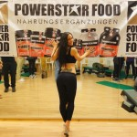 POWERSTAR FOOD IFBB Athletin Antonella Trantaki Bikiniworkshop 2014