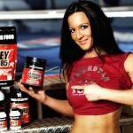 POWERSTAR FOOD IFBB Athletin Antonella Trantaki Whey Pro