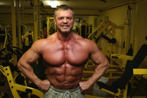 Guido Conrad IFBB Profi POWERSTAR FOOD
