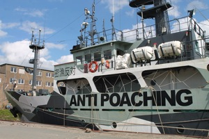 Sam Simon Sea Shepherd POWERSTAR FOOD