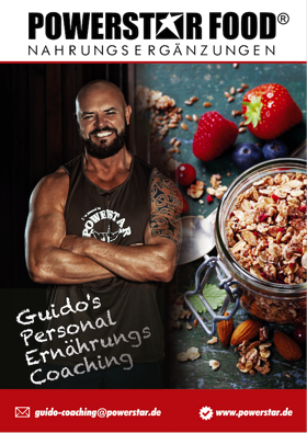 Ernaehrungs Coaching Guido Conrad POWERSTAR FOOD