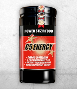 Powerstar Food C5 ENERGY