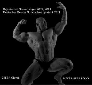 POWERSTAR FOOD Sponsorathlet Martin Dudas