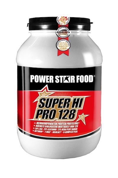 SUPER HI PRO 128 von POWERSTAR FOOD als Ergogenic