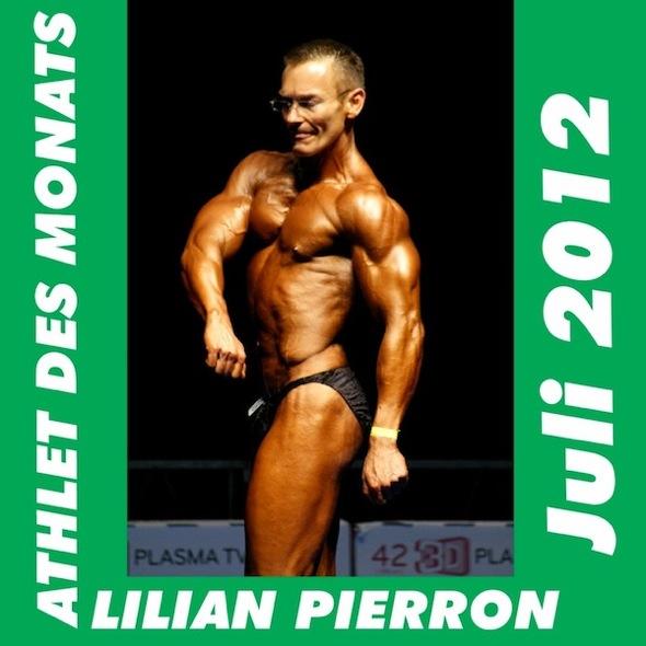 Lilian Pierron POWERSTAR FOOD Athlet des Monats Juli 2012