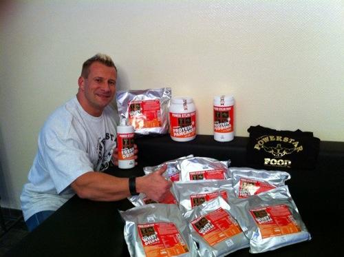 POWERSTAR FOOD Sponsorathlet Achim Weitz