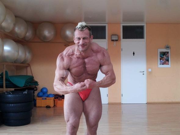Powerstar Food Athlet Achim Weitz
