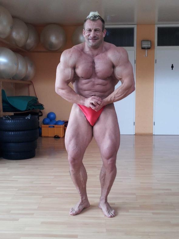 Arnolds Classic Achim Weitz Wettkampfvorbereitung