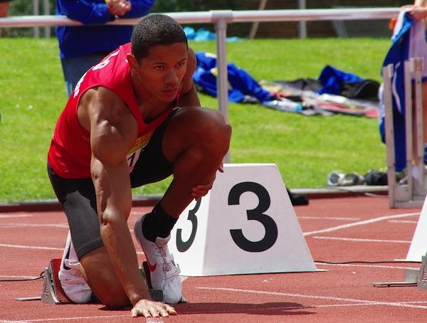 PSF Athlet des Monats BenBroemmeBlock