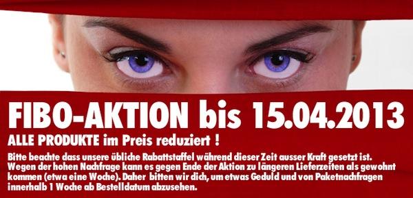 Banner FIBO Aktion DE