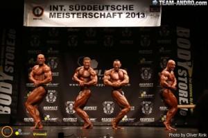 Gesamtsiegerstechen der Süddeutschen Meisterschaft 2013