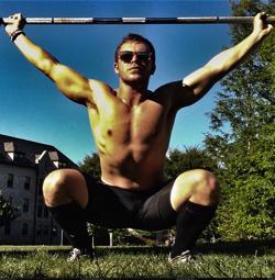 Phillip Stucki Athlet des Monat 10 2013<br /><br /><br /><br /><br /><br /><br /><br /><br /><br /><br />