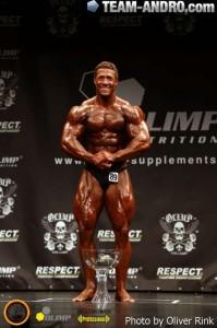Tim Budesheim Gesamtsieger der Süddeutschen Meisterschaft 2013