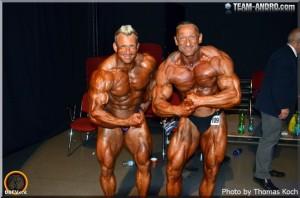 Achim Weitz und Steffen Gerhard bei der int. Deutschen Meisterschaft 2012