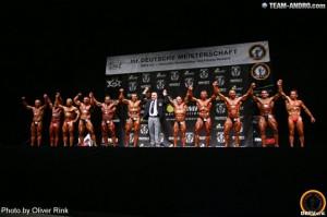 Achim Weitz bei der Qualifikation zur Masters Weltmeisterschaft 2012 im Rahmen der Internationalen Deutschen Meisterschaft 2012 in Bochum
