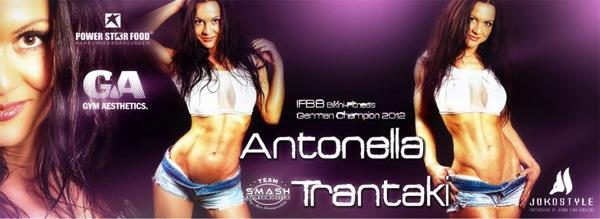 Antonella Trantaki für POWERSTAR FOOD