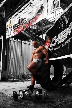 Martin Dudas IFBB Athlet und POWERSTAR FOOD Sponsorathlet  4
