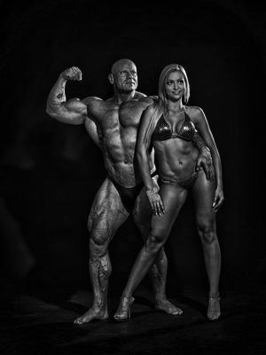 Martin Dudas IFBB Athlet und POWERSTAR FOOD Sponsorathlet
