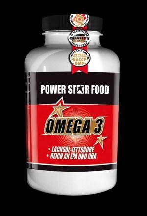 Nahrungsergaenzungen fuer Hunde POWERSTAR FOOD Omega3