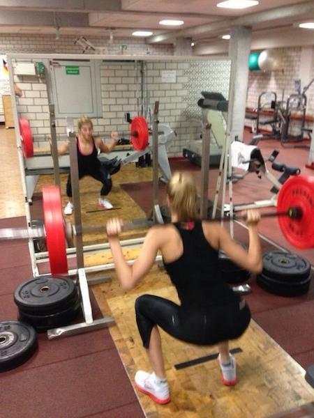 Athletin des Monats Mai 2014 Laura Kieslich 4