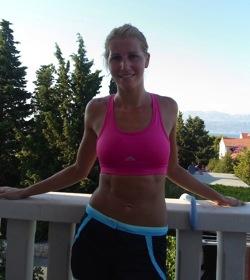 Athletin des Monats Mai 2014 Laura Kieslich