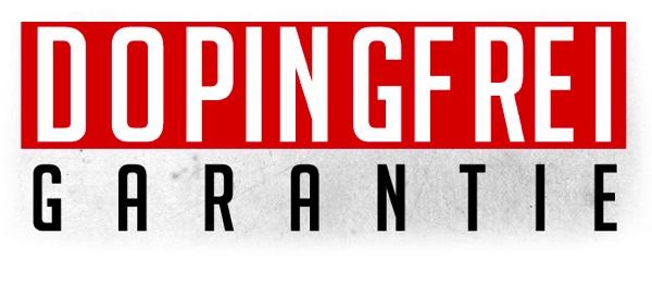 Dopingfrei Garantie