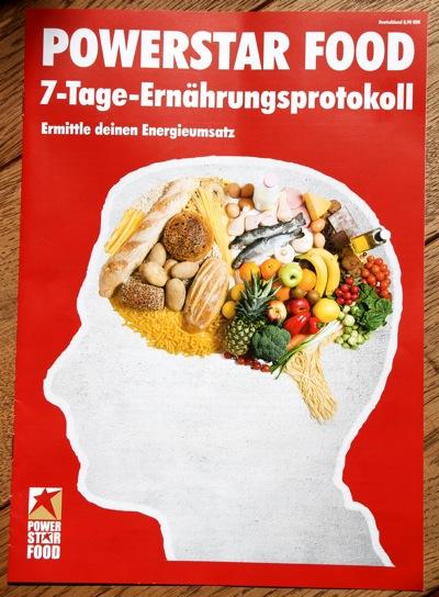 7 Tage Ernährungsprotokoll von IFBB Profi Guido Conrad