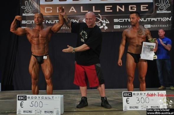 Bodycult Challenge POWERSTAR FOOD Athlet Martin Dudas Kopie