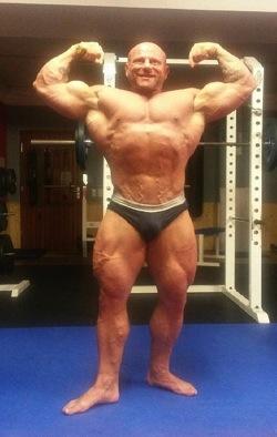 POWERSTAR FOOD Athlet Martin Dudas Sueddeutsche Meisterschaft 2014 2