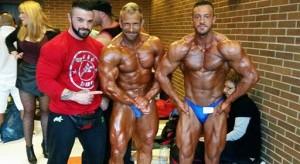Jury Kruber, Achim Weitz und Tony back stage!