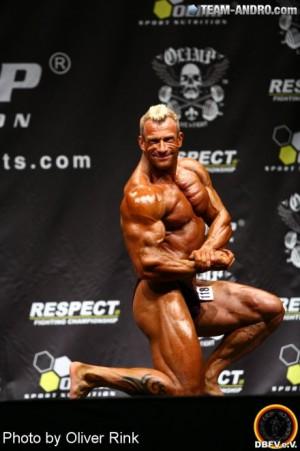 In Wettkampfform, Int. Deutsche Meisterschaft 2012