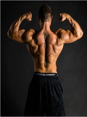 Athlet des Monats Dezember 2014 Benjamin Hahn 2