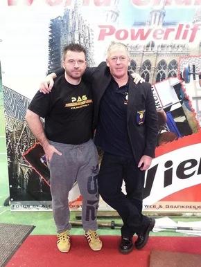 Herbert Leser POWERSTAR FOOD Athlet des Monats 03 2015