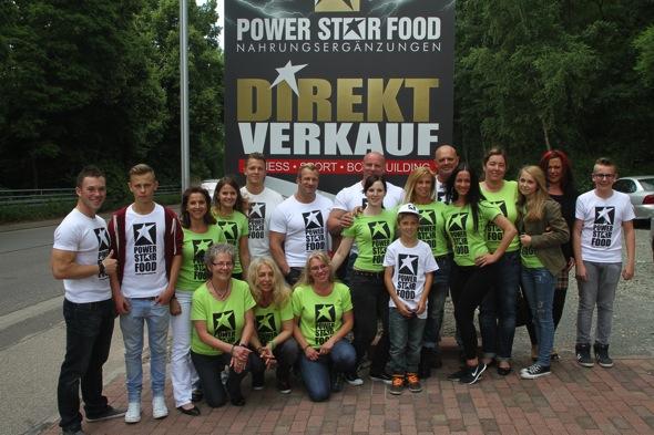 POWERSTAR FOOD Team