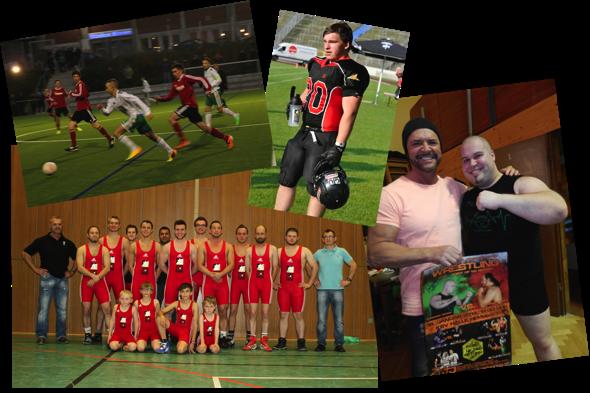 Verkaufsoffener Sonntag Athleten des Monats 2015