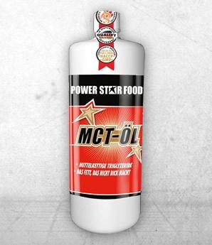 MCT-ÖL von Powerstar für die Diät sehr empfehlenswert!