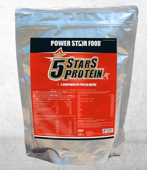 5 Stars Protein