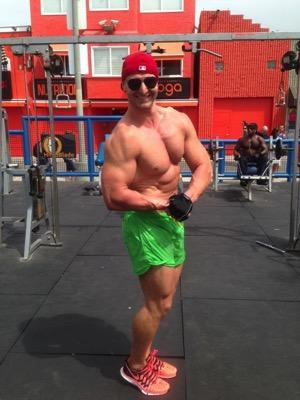 Athlet des Monats 08 2015 Chris Schmidt 2