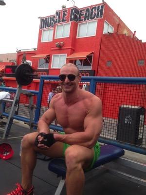 Athlet des Monats 08 2015 Chris Schmidt