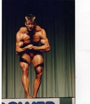 Int. Deutscher Meister 1992, Junioren I mit ca. 69 kg Wettkampfgewicht