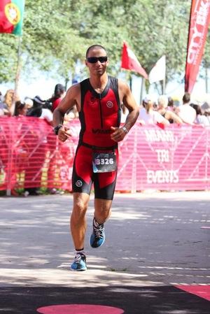 Gwen Le Tutour Ironman 70 3 Miami 2015 laufen1