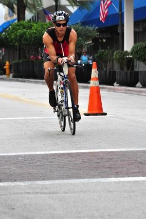 Gwen Le Tutour Ironman 70 3 Miami 2015 radfahren
