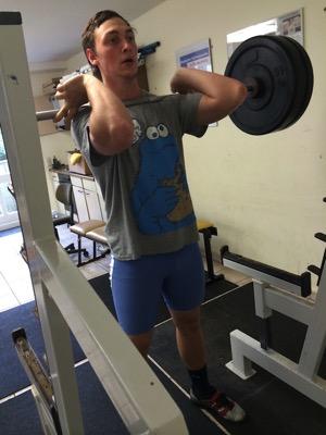 Athlet des Monats Februar 2016 Nils Kollmar 2
