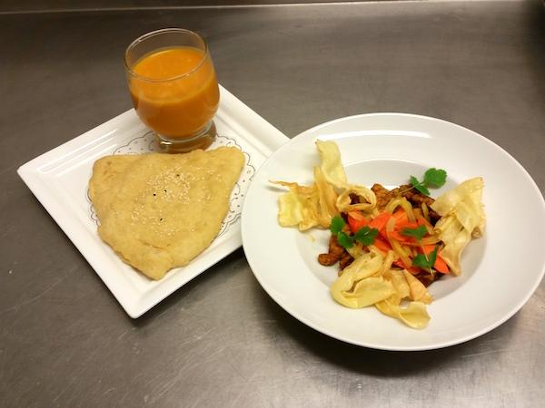 Rezept des Monats 02 2016 Karottensuppe