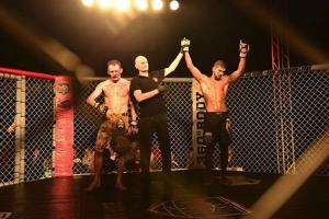 PSF Sponsoring Arda Adas MMA Pro 10