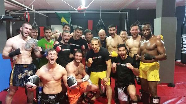 PSF Sponsoring Arda Adas MMA Pro 6