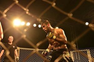 PSF Sponsoring Arda Adas MMA Pro 8