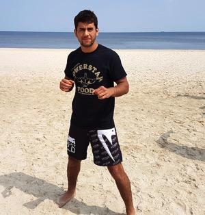 PSF Sponsoring Arda Adas MMA Pro