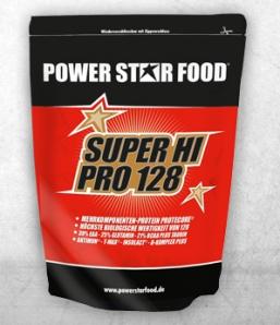 Powerstar Food Athlet des Monats super hi pro